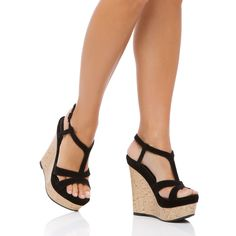 This are super cute! Wedges should be on sale due to winter time. Time to hit up the malls..lol