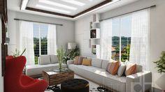 Creative house interior design
