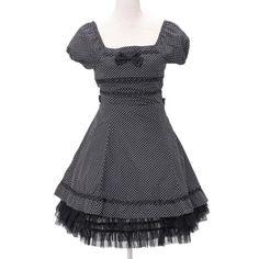http://www.wunderwelt.jp/products/detail2871.html ☆ ·.. · ° ☆ ·.. · ° ☆ ·.. · ° ☆ ·.. · ° ☆ ·.. · ° ☆ Dot ribbon dress Innocent World ☆ ·.. · ° ☆ How to order ☆ ·.. · ° ☆  http://www.wunderwelt.jp/blog/5022 ☆ ·.. · ☆ Japanese Vintage Lolita clothing shop Wunderwelt ☆ ·.. · ☆ #egl