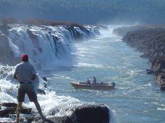 Salto del Moconá - Misiones