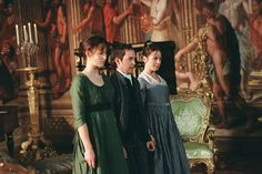 Pride and Prejudice The Castles and Manor Houses of Cinema's Greatest Period Films : Architectural Digest