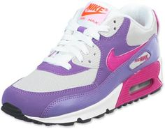 Nike Air Max 90 Youth purple pink