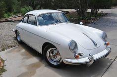 1963 Porsche 356 B 90 S