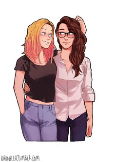 "bibinella: "" New fanart inspired to She by @alittlefoolish ! """