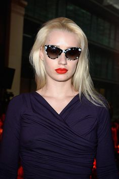 Iggy Azalea was born Amethyst Amelia Kelly