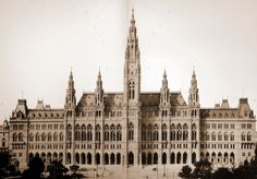 The City Hall, Vienna
