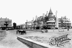 Photo of Worthing, Esplanade, East End 1890 Local History, Old Photos, Brighton, Past, Worthing, Street View, Places, Image, Old Pictures