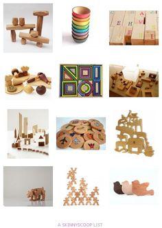 27 Eco Fabulous Wood Toys