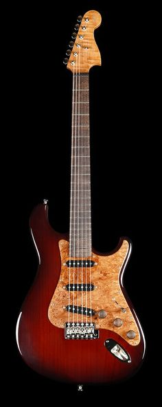 CROW HILL SS-2   Strat-Style Electric Bolt-on