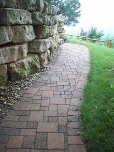 Landscape Construction LLC - Walkways