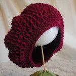 free crochet slouch hat pattern