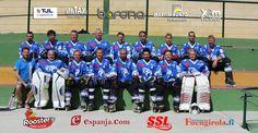 Tackla. LIONS Inline Hockey Fuengirola