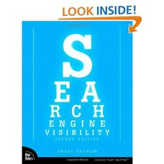 Search Engine Visibility (2nd Edition): Shari Thurow