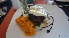 Rump Steak @ Tumulus Restaurant, South Africa