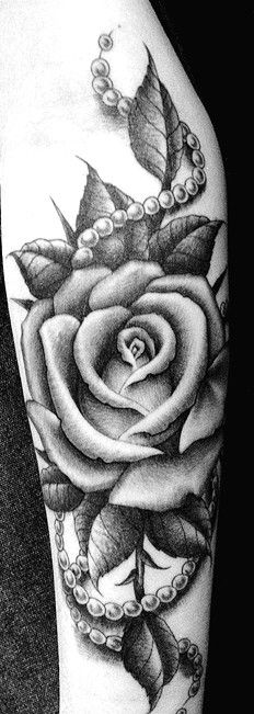Rose On Pinterest Rose Tattoos Traditional Rose Tattoos And Roses