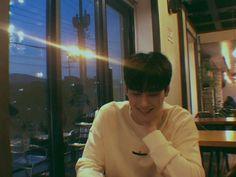 """""""by jangan foto foto gitu dong, aku malu nih"""" Lee Jong Suk, Boyfriend Pictures, My Boyfriend, Wonwoo, Daehyun, Kim Myungsoo, Cha Eunwoo Astro, Lee Dong Min, W Two Worlds"""