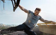 Chris Evans dans Captain America 3