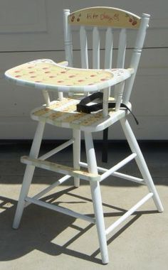 1000+ images about high chair ideas on Pinterest | Vintage ...