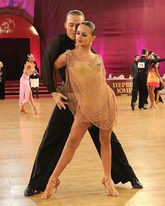 Andrey Zaytsev and Anna Kuzminskaya - ❤️ Latin Ballroom Dresses, Ballroom Dancing, Latin Dresses, Samba, Baile Latino, Fashion Forms, Women's Fashion, Dance Pictures, Just Dance