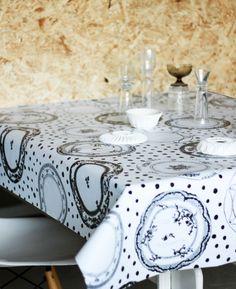 Tablecloth OZ 8042 - http://onszelf.com/product/tablecloth-oz8042/