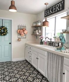 wood copper kitchen accent design | 86 best Copper Kitchen accents images on Pinterest ...
