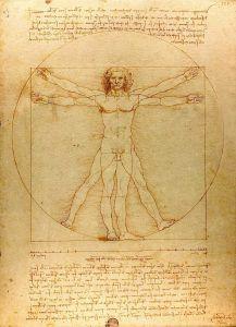 Renaissance philosophy - SetThings Leonardo Da Vinci Dibujos, Da Vince, Da Vinci Vitruvian Man, Human Fossils, Mona Lisa, Chronic Fatigue Syndrome, British Library, Human Body, Renaissance