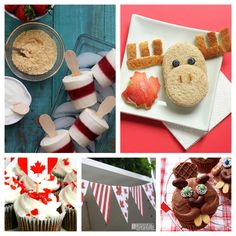 Emma Courtney: Canada Day Printables and Ideas! Remembrance Day, Canada Day, Summer Of Love, Gingerbread Cookies, Printables, Breakfast, Lifestyle, Desserts, Recipes