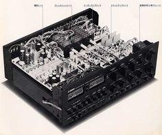 YAMAHA C-1 PreAmp - 1974