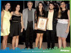 Homenagem à nossa agência no Prêmio Criatividade.