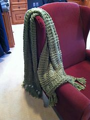 Ravelry: Prayer Shawl pattern by Louis Chicquette