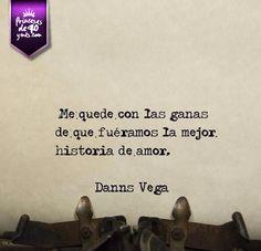 El amor y sus historias… #citas #quotes #PrincesasDe40