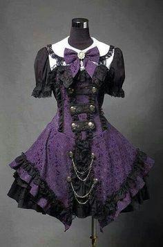 steampunk lolita - Google Search