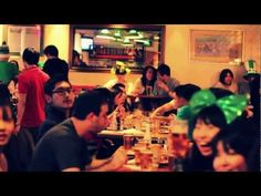 St. Patrick's Day party at ILAC Toronto