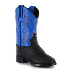 Cody James® Kid's Saddle Vamp Western Boots