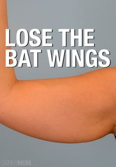 Do these arms look familiar? Want to change the way they look? Read this!
