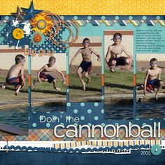 A Project by MaryinAZ from our Scrapbooking Gallery originally submitted 11/21/11 at 09:17 PM