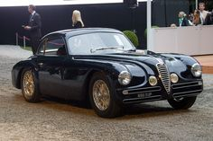 Alfa Romeo 6C 2500 SS Touring Villa d'Este - Chassis: 915.882 - 2015 Concorso d'Eleganza Villa d'Este