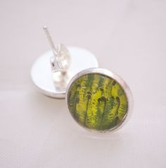 Earring with my photography on. Taken in Balsfjord, Norway Size of picture is 12 mm. Star Photography, Nature Photography, Etsy Earrings, Earrings Handmade, Holidays In Norway, Types Of Rings, Handmade Items, Handmade Gifts, Ferns