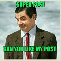super post can you like my post