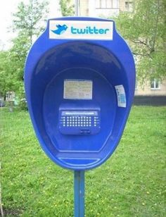 twitter booth