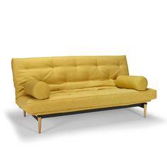 BALDER canapé lit clic clac haut de gamme 140x200 Design