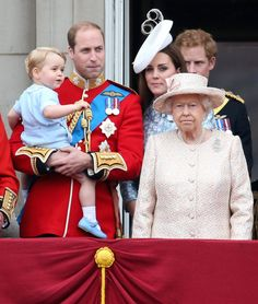 Pin for Later: Le Prince George S'est Bien Amusé ce Weekend!