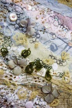 Emily Notman - detail of work