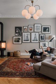 Home Living Room, Interior Design Living Room, Living Room Designs, Living Room Decor, Interior Design Inspiration, Home Decor Inspiration, Sweet Home, Decoration, Rug
