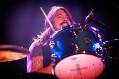 Dave Grohl Best drummer-