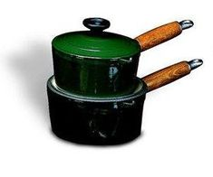 Paderno A1734416 Chasseur Casserole Pot 1 qt 614 dia spout on lip castiron * Find out more about the great product at the image link.(This is an Amazon affiliate link and I receive a commission for the sales)
