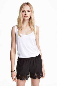 Dżersejowa koszulka | H&M