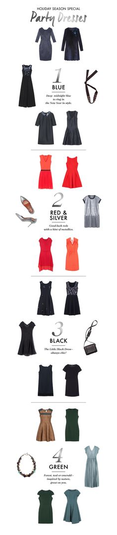 Holiday Season Special - Party Dresses 2015