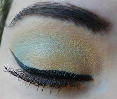 Lemon Quartz with Sandstone Pearl and Light Sapphire ShadowSense + Black Brown EyeSense