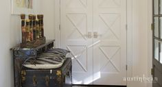 X door detail | Austin Bean Design Studio